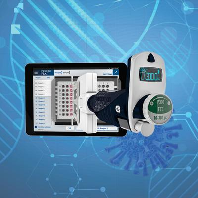 COVID-19 Testing: Create Efficiency & Traceability in Your PCR Workflows with TRACKMAN® Connected