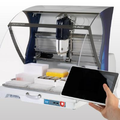 PIPETMAX® Normalization Assistant Automated Normalization of DNA and RNA Samples